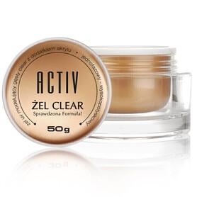 ACTIV  ŻEL CLEAR 50G