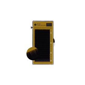 Rzęsy Mink Silk skręt D 0,15mmx9mm 12 pasków SECRET LASHES