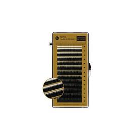 Mix Rzęs Mink skręt B 0,15mm SECRET LASHES