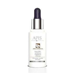 APIS Kwas amlcomplex 30% (azelainowy, migdałowy, mlekowy) 30ml