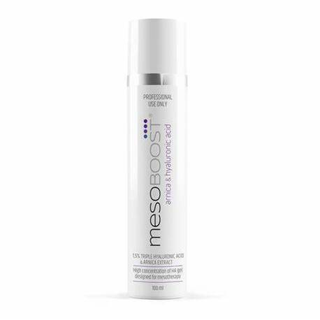 Mesoboost® arnica & hialuronic acid 100 ml