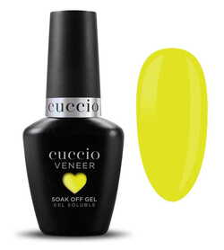 CUCCIO VENEER LEMON DROP ME A LINE 6156 13ml