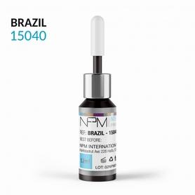 PIGMENT NPM – BRAZIL 15040 DO MAKIJAŻU PERMANENTNEGO BRWI 12ml