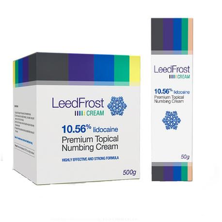 LeedFrost krem znieczulający 50 g