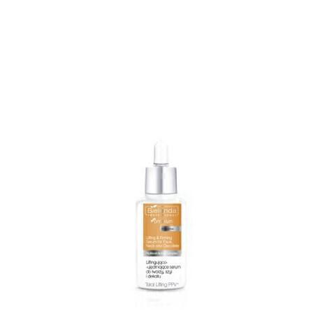 BIELENDA TOTAL Lifting PPV Liftingująco - ujędrniające serum do twarzy, szyi i dekoltu 30ml
