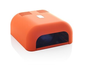 LAMPA UV 36W TIMER SOFT ORANGE Z WYSUWANYM DNEM
