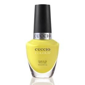 CUCCIO 6156 Lakier 13 ml Lemon drop me a line