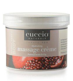 CUCCIO Krem do masażu Figa&Granat 750g