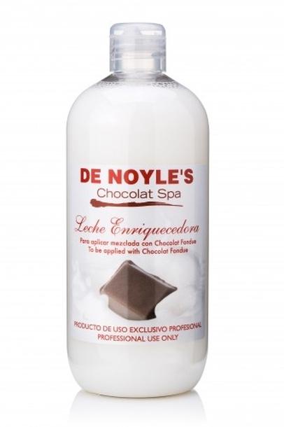 DE NOYLE'S LECHE ENRIQUECEDORA MLEKO Z PROTEINAMI DO CHOCOLAT FONDUE 500ml