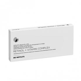De Noyle's Retinol + Vitamin Complex ampułki z retinolem i witaminami 10x2ml