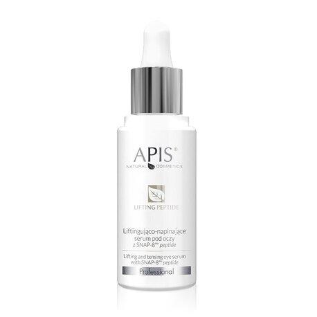 APIS Liftingująco – napinające serum pod oczy z SNAP-8 TM peptide 30ML