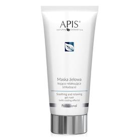APIS Maska żelowa kojąco-relaksująca (chłodząca) 200ml