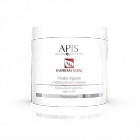 APIS Maska algowa z liofilizowanymi malinami 200g