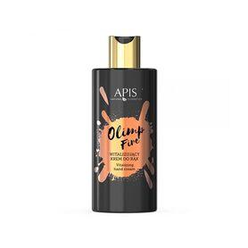 APIS Olimp Fire Witalizujący krem do rąk, 300ml
