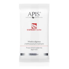 APIS Raspberry glow, Maska algowa z liofilizowanymi malinam 20g