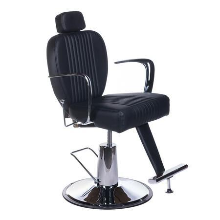 Fotel barberski OLAF BH-3273 CzarnyFotel barberski OLAF BH-3273 Czarny