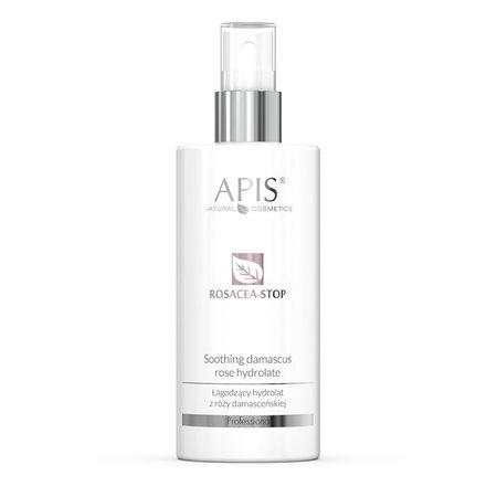 APIS ROSACEA- STOP Łagodzący hydrolat z róży damasceńskiej 300 ml