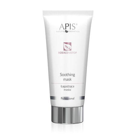 APIS ROSACEA- STOP Łagodząca maska 200 ml